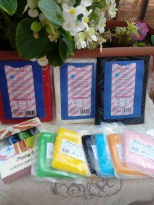 Lote de productos Masycukier ganado por Sandra Gómez